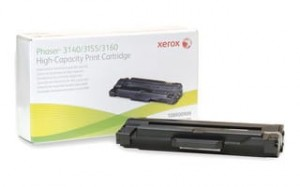 Toner do drukarki Xerox Phaser 3140 2,5k Black