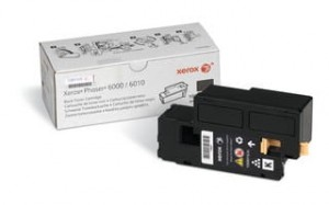Toner do drukarki Xerox Phaser 6000 black 2k
