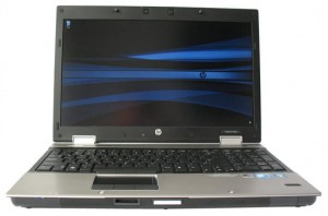 Laptop poleasingowy HP 8540P