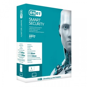 ESET Smart Security - 1 stanowisko 1 rok