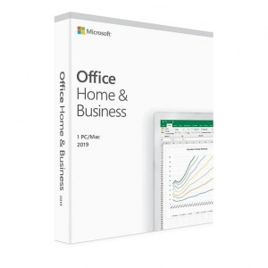 Office Home Business 2019 PL 32-bit/x64 Medialess T5D-02439