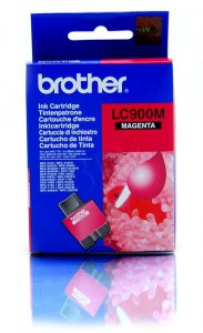 Tusz do Brother DCP-110C MFC-210C/215/410CN Magenta