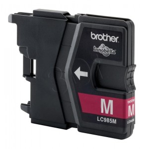 Tusz do BROTHER LC-985M  MAGENTA