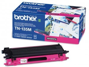 Toner do drukarki Brother TN-135, 4000 str. Magenta
