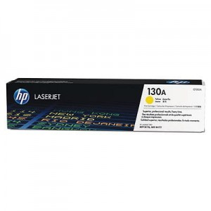 Toner do drukarki HP 130A Yellow 1k CF352A