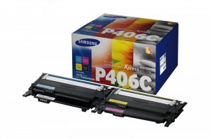 Toner zestaw do Samsung 406S c/M/Y/K rainbow kit